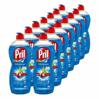 Grosspackung Pril Spülmittel Original 675 ml, 14er Pack = 9,45 Liter