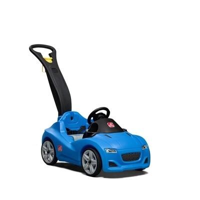 Step2 Kinder-Auto Whisper Ride I,  Kinder-Auto, 120cm, blau