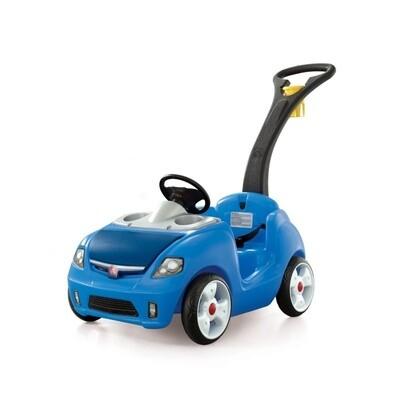 Step2 Kinder-Auto Whisper Ride II, Kinder-Auto, 115 cm blau