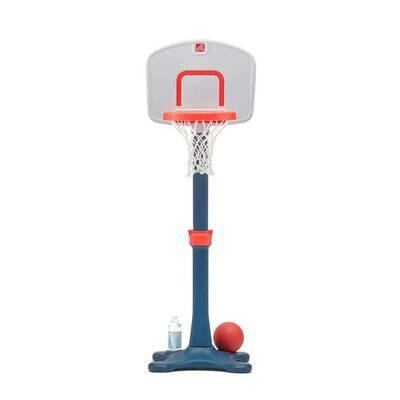 Step2 Shootin Hoops Pro Basketball Set 180 cm blau