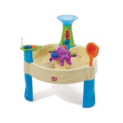 Step2 Wasser- Sand-Tisch Wild Whirlpool 72 cm mehrfarbig