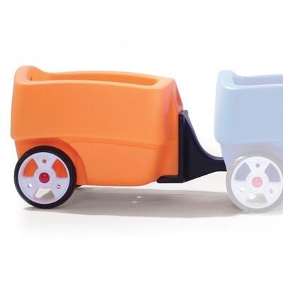 Step2 Kinderzug Ergänzung Choo Choo Wagen