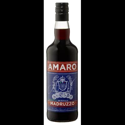 Grosspackung Madruzzo Amaro 30 % Vol. Kräuterlikör - 6 x 0,7 l Flaschen = 4,2 Liter