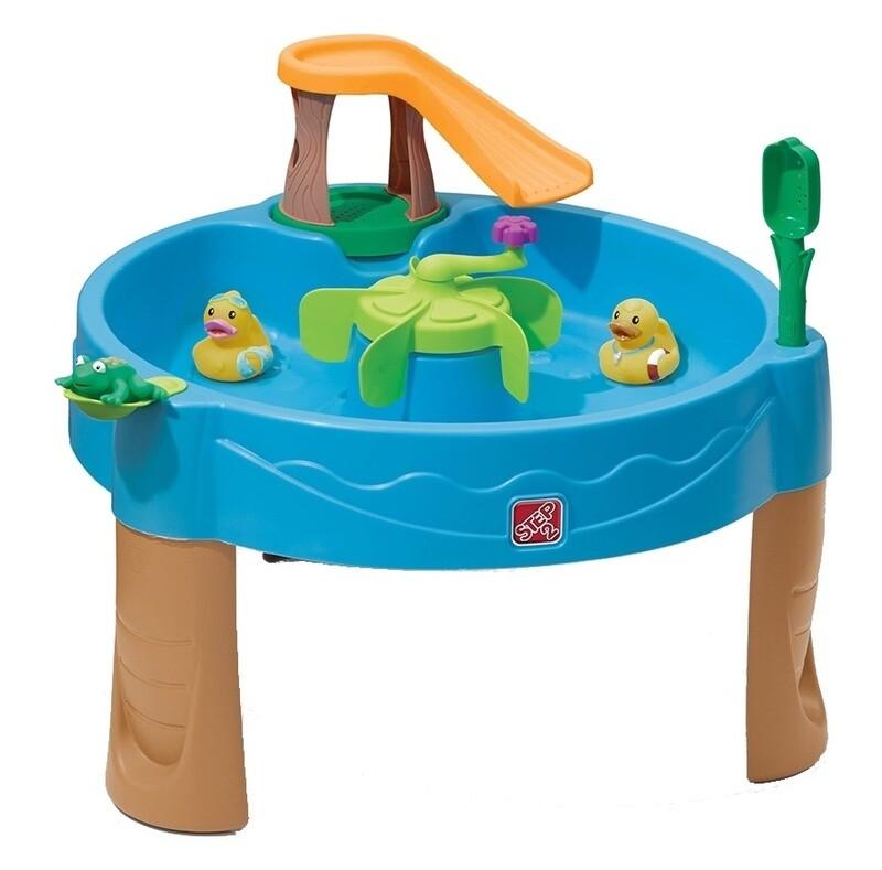 Step2 Wasser- und Sandtisch Duck Pond, 62 cm blau