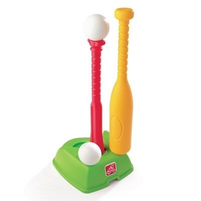 Step2 2-in-1 T-Ball und Golf-Set 5-teilig