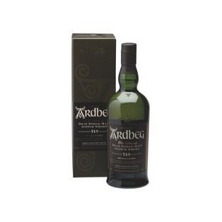Grosspackung  Ardbeg Single Malt Scotch 10 y aus Schottland 6 x 0,7 l = 4,2 Liter