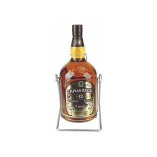 Grosspackung  Chivas Regal 12 y blended scotch Whisky aus Schottland 2 x 4,5 l = 9 Liter