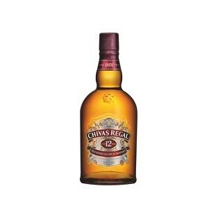 Grosspackung  Chivas Regal blended scotch Whisky aus Schottland 6 x 0,7 l = 4,2 Liter