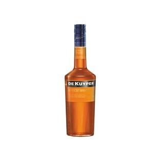 Grosspackung De Kuyper Barlikör Apricot Brandy 6 x 0,7 l = 4,2 Liter