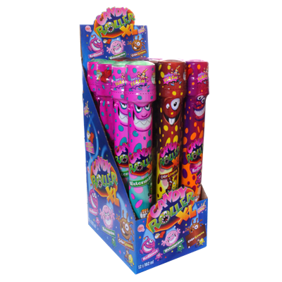 Grosspackung Alex Sweets Candy Roller XL - 1,22 kg Packung