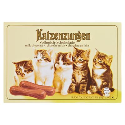 Grosspackung Sarotti Katzenzungen Vollmilch-Schokolade 10 x 100 g = 1 kg