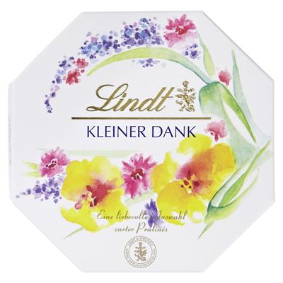 Grosspackung Lindt Kleiner Dank Pralinés Cassic 10 x 40 g Schachtel = 0,4 kg