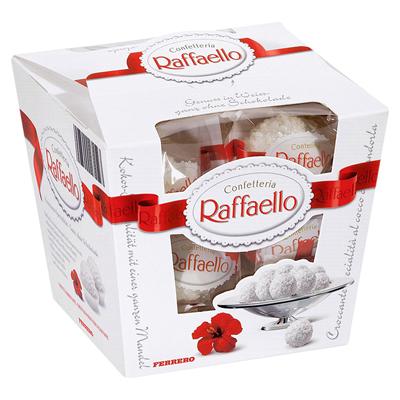 Grosspackung Raffaello - 10 x 150 g Packung = 1,5 kg