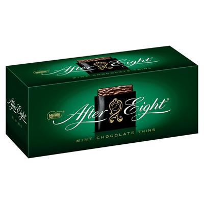 Grosspackung Nestlé After Eight mit Minzfüllung 10 x 200 g Schachtel = 2 kg