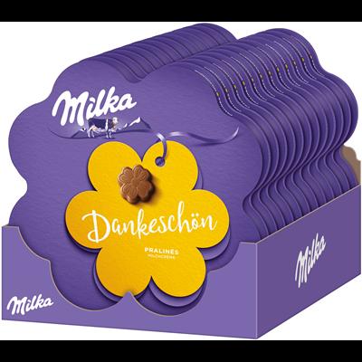 Grosspackung Milka I Love Milka Kleines Dankeschön - 12 x 165 g Schachtel =  1,98 kg