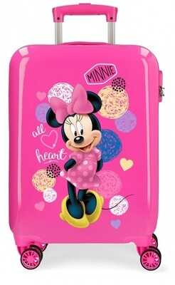 Disney Kinderkoffer Minnie Mouse 33 Liter ABS 55 cm rosa