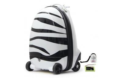 Jamara Kinderkoffer, Zebra 25 x 31 x 42 cm