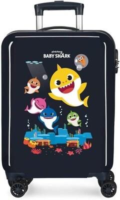 Marvel Baby-Hai-Koffer 34 Liter schwarz