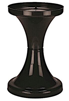 Ferplast Käfigständer-F76 44 x 67 cm schwarz Vogelkäfig