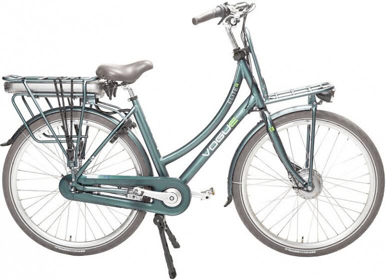 Damen E-Bike / Velo Vogue Elite 28 Zoll 50 cm Damen 3SP V-Brakes Mint Blue