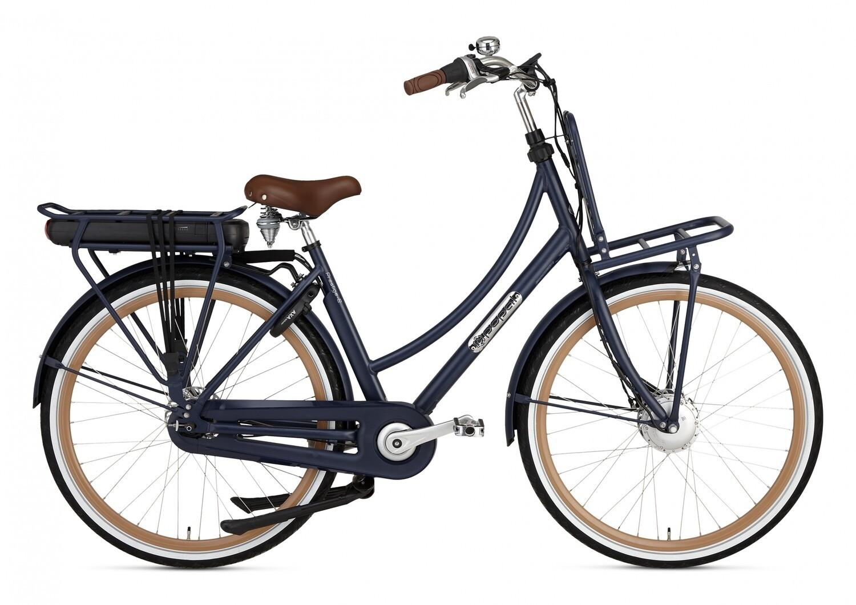 Damen E-Bike / Velo Popal Prestige-E 28 Zoll 7SP Rollenbremsen Dunkelblau