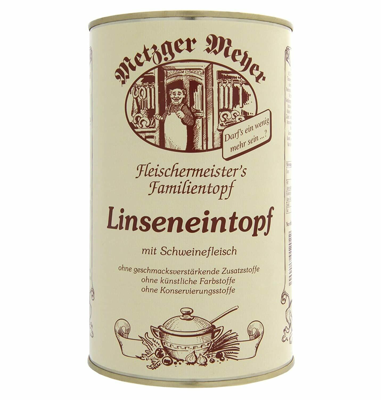 Grosspackung Metzger Meyer Linseneintopf 6 x 1200ml = 7,2 Liter