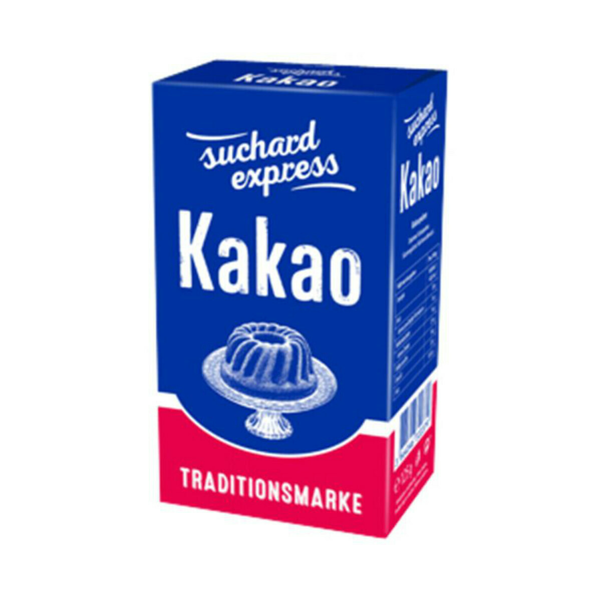 Grosspackung Suchard Express Kakao 20 x 125 g = 2,5 kg
