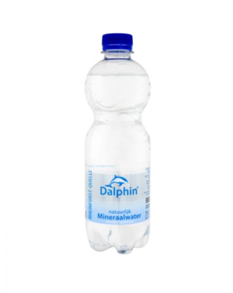 Dalphin Blau stilles Wasser (STG 18 x 0,5 Liter PET Flaschen) = 9 Liter