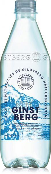 Ginstberg Natural Mineralwater (STG 12 x 0,5 Liter PET-Flaschen BE) = 6 Liter