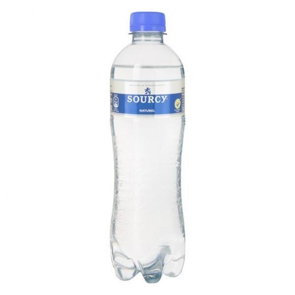 Sourcy Blau Naturel stilles Wasser (STG 24 x 0,5 Liter PET Flaschen) = 12 Liter