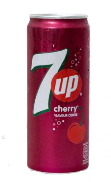 7-Up Cherry (24 x 0,33 Liter Dosen FR) = 7,92 Liter