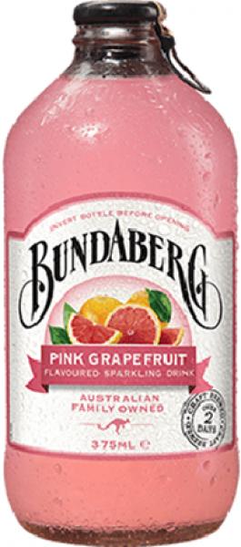 Bundaberg Pink Grapefruit (12 x 0,375 Liter Flaschen) = 4,5 Liter