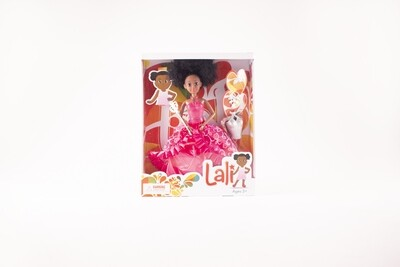Lali Queen - Afro