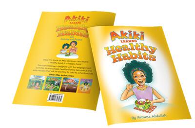 Akiki Learns Healthy Habits