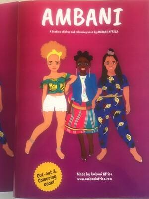 Ambani fashion book