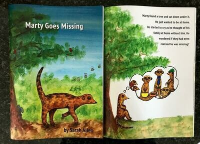 Marty Goes Missing