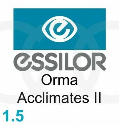 ESSILOR ORMA ACCLIMATES II TRIO (фотохром)