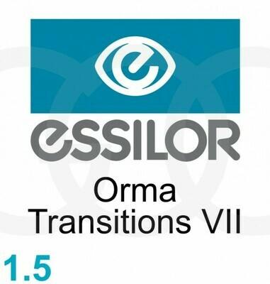 ESSILOR ORMA TRANSITIONS VII SUPRA (фотохром)