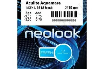 NEOLOOK ACULITE 1,56 SP AQUAMARE
