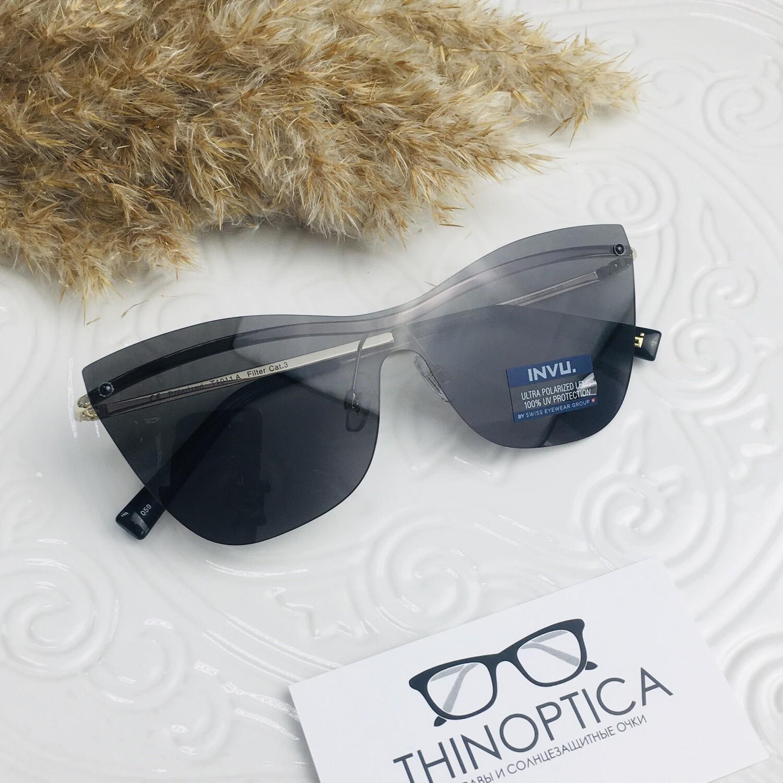 Очки солнцезащитные INVU T 1011