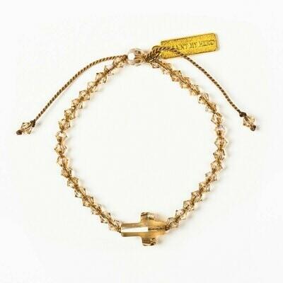 MSMH Radiant Let There Be Light Bracelet (Golden Shadow)
