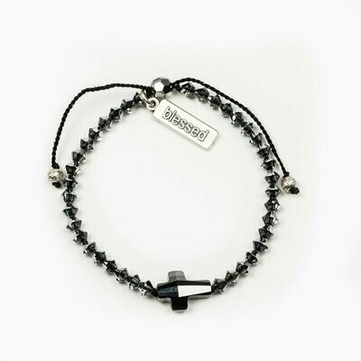 MSMH Radiant Let there Be Light Bracelet (Silver Night)
