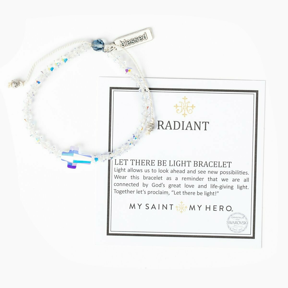 Radiant Let There Be Light Bracelet (Aurora Borealis)