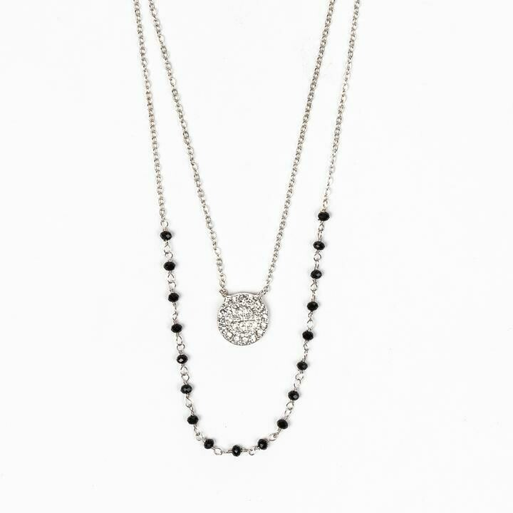 MSMH Blessings and Grace Necklace (Silver)