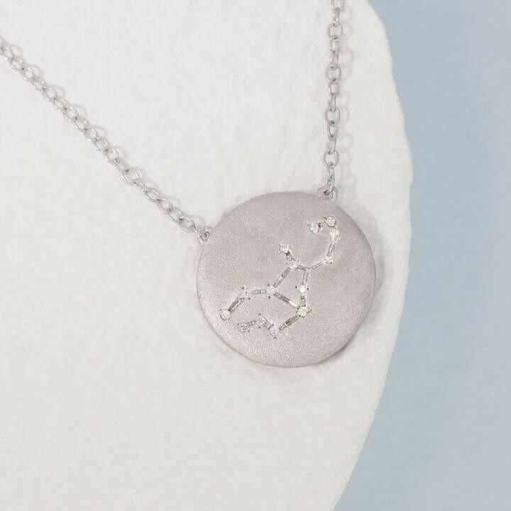 Ella Stein Zodiac Necklace (Silver)