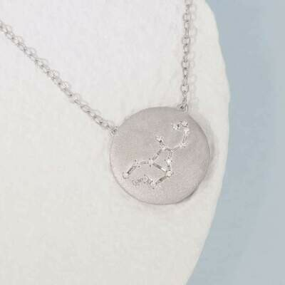 Ella Stein Zodiac Necklace (Silver)