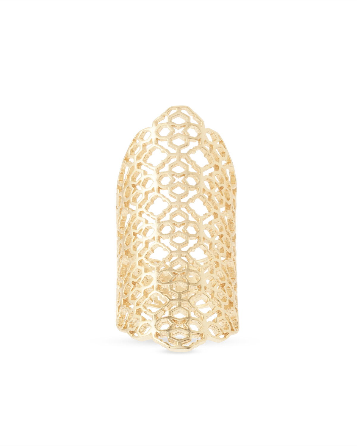 Kendra Scott Boone Cocktail Ring in Gold