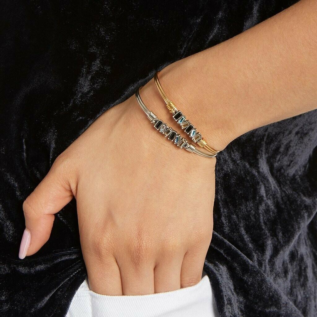 Luca + Danni Mini Hudson Bracelet in Luxe Ombre