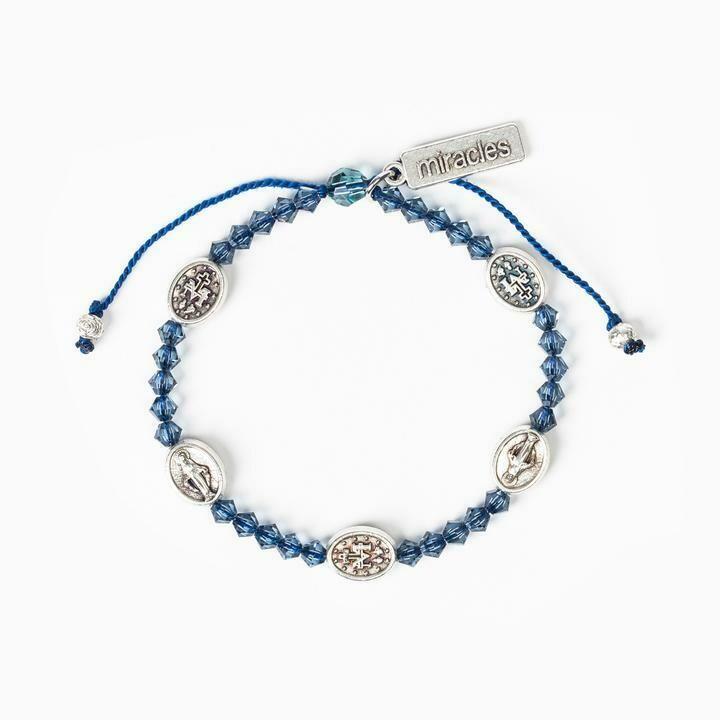 MSMH Stellar Blessings Miraculous Mary Blessing Bracelet