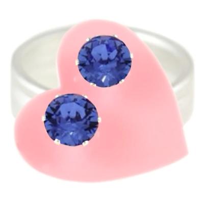 JoJo Loves You Sapphire Mini Blings